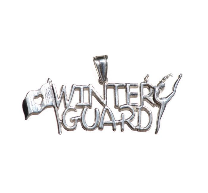 Winter Guard Charm | Sterling Silver