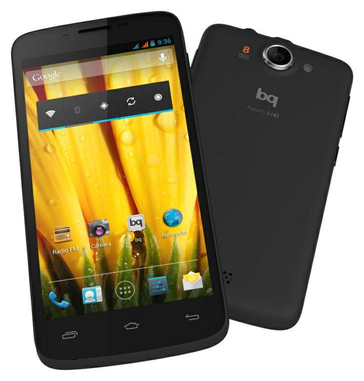 Ho, ho, ho Otro telefonazo de BQ: #Aquaris 5 HD, 720 IPS, 16Gb eMMC , sonido Dolby ... http://encane.com/bq-tablets-ebooks-smartphones/smartphone-bq-aquaris-5-hd