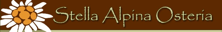 Stella Alpina Osteria in Burlingame