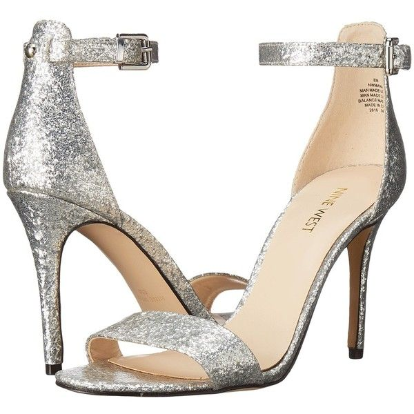 Best 25  Silver high heel shoes ideas on Pinterest | Silver high ...