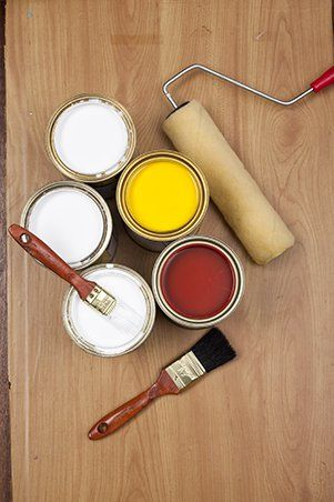 Stunning DIY Repaint Your Kitchen and Bathroom Tiles