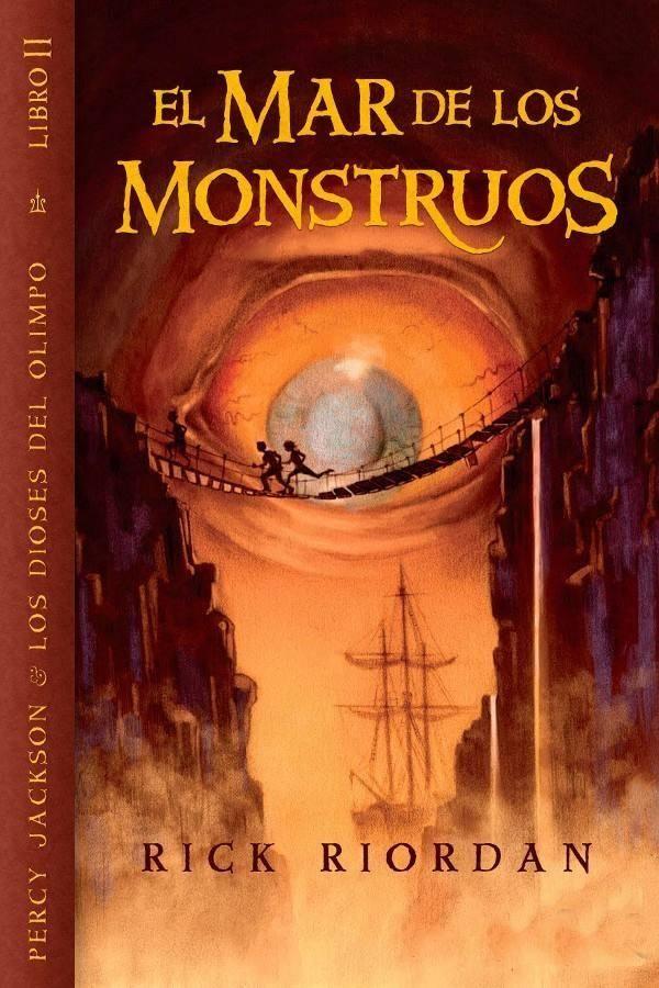 Descargar El Mar De Los Monstruos Rick Riordan En Pdf Epub Mobi O Leer Online Le Libros Mar De Los Monstruos Rick Riordan Percy Jackson