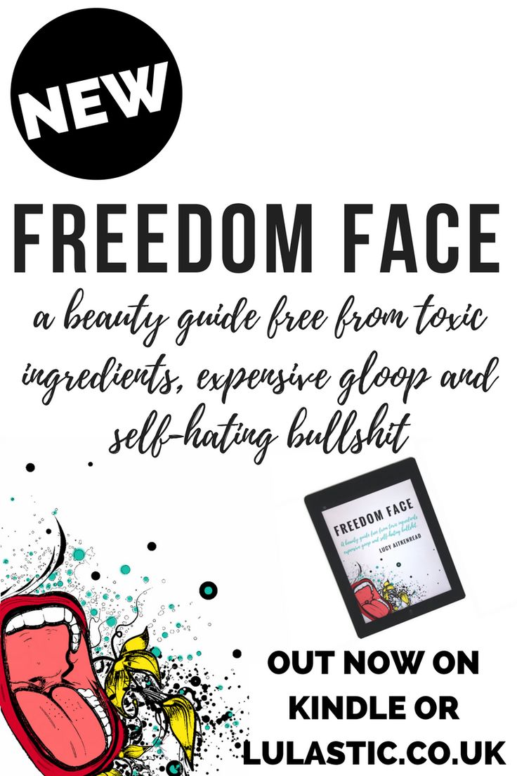 Natural beauty guide - recipes, experiments and stories from Cosmo columinst