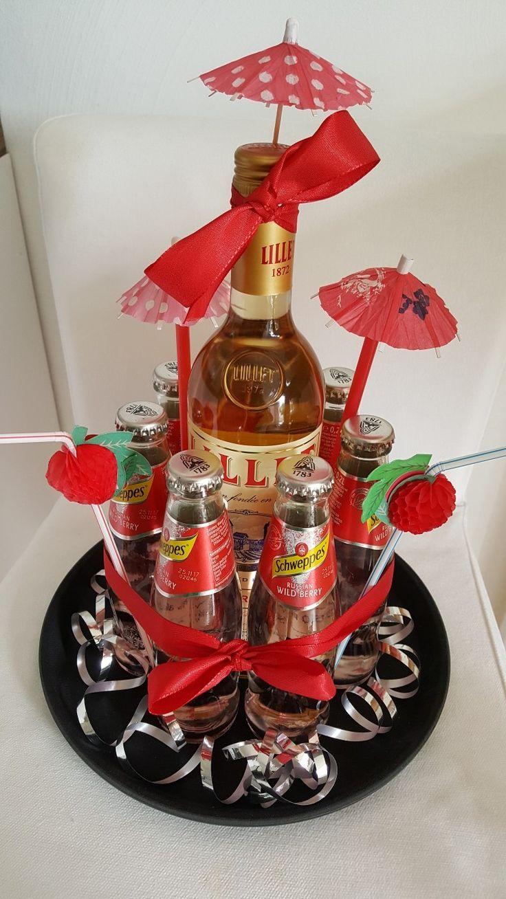Lillet Wild Berry Geburtstagsgeschenk – Sab Rina L