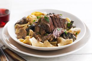 Slow-Cooker Short Rib Stroganoff Recipe - Kraft Recipes
