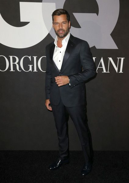 Ricky Martin Photos: GQ and Giorgio Armani Grammy Afterparty — Part 2
