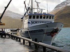 17 best images about deadliest catch bering sea on for Bering sea fishing