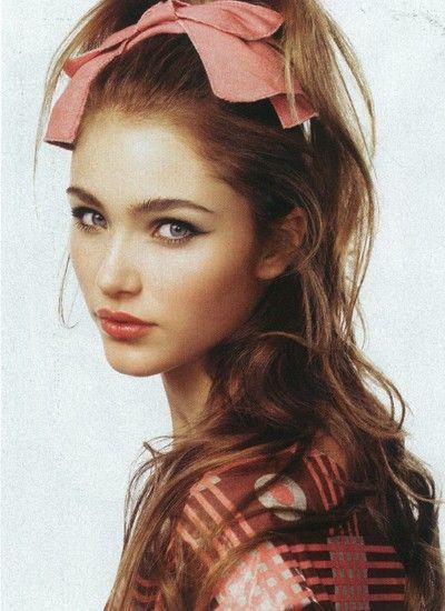 bowsHair Colors, Eye Makeup, Cat Eye, Beautiful, Nature Makeup, Pink Bows, Hair Bows, Hair Accessories, Big Bows