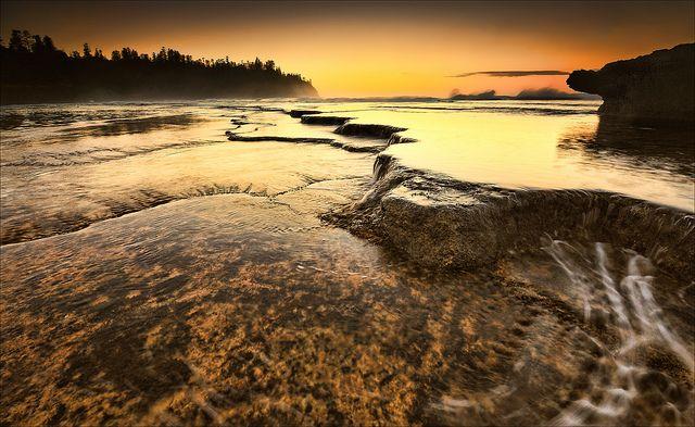 Norfolk Island sunrise