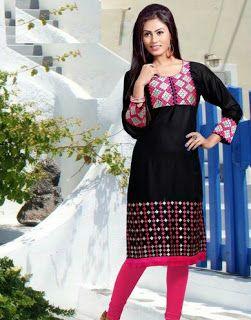 Latest Rayon Kurtis 2016 ~ All Fashion Tipz | Latest Pakistani Fashion Collection