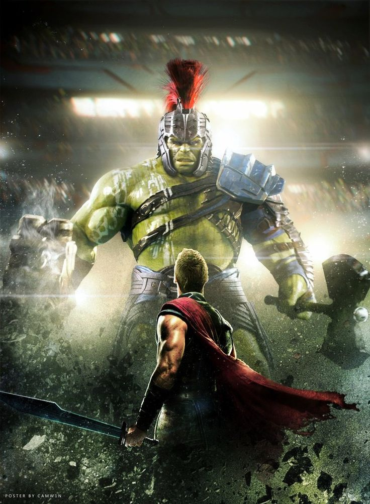 Hulk v Thor, Thor Ragnarok
