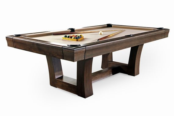 City Pool Table - Dering Hall