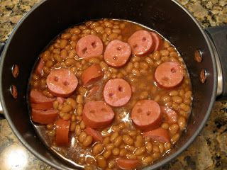 'Snouts and Beans'