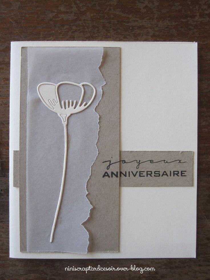 Cartes Simply Graphic & petits cadeaux