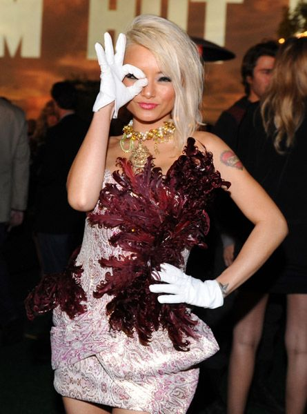 Tila Tequila    Imagery: A-ok 666 hand sign and One Eye symbolism  infowars.com BECAUSE THERE'S A WAR ON FOR YOUR MIND