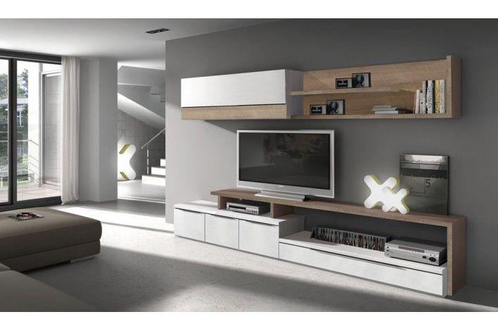 Un modular de #salon: el alma de la estancia | #decoracion #diseño