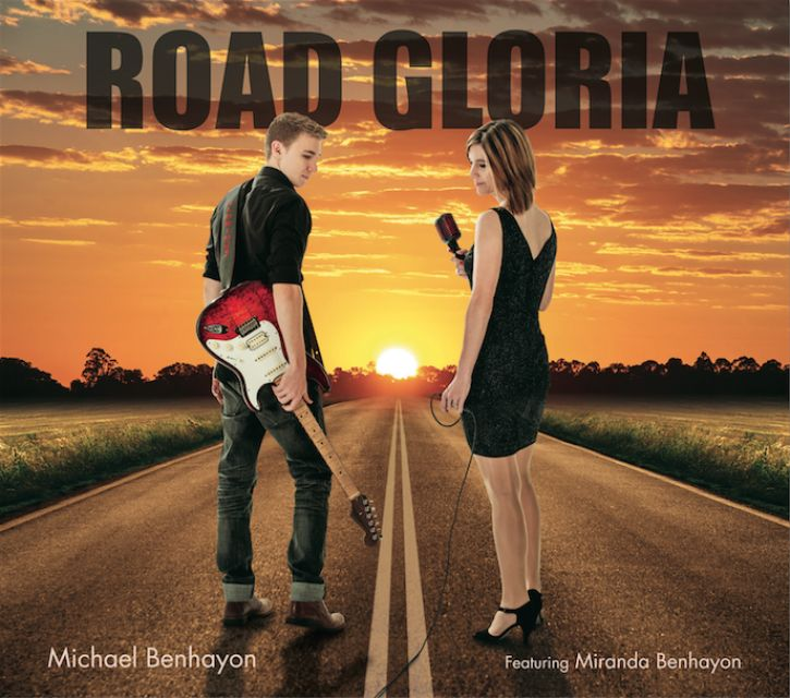 Road Gloria ~ CD - Glorious Music