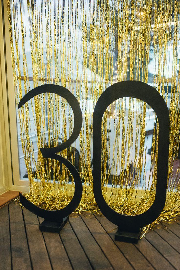 Fiesta temática gran gatsby // Ideas 30 cumpleaños // Great Gatsby party ideas