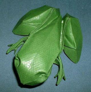 O QUE É MEU É NOSSO: Origami Ranoshi