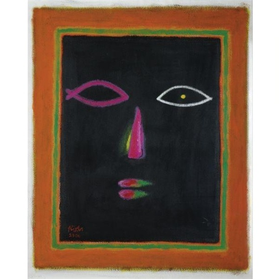Untitled (2000) - Ismail Fattah