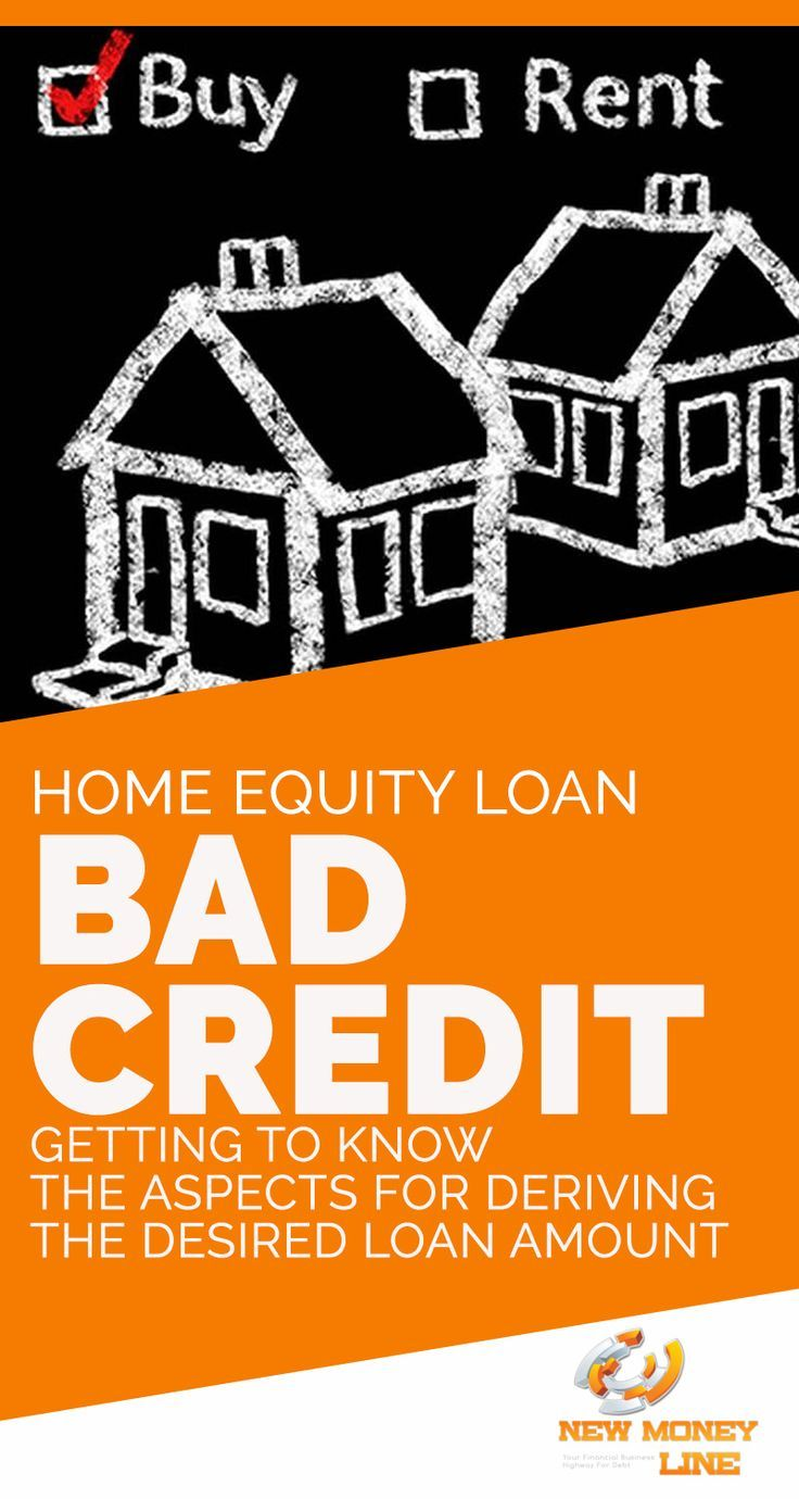 Home Equity Loan Bad Credit Getting To Know The Aspects For Deriving The Desired Loan Amount It Is The Dream Of Almos Home Equity Loan Home Equity Bad Credit