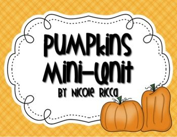 Freebie Friday - Pumpkins!