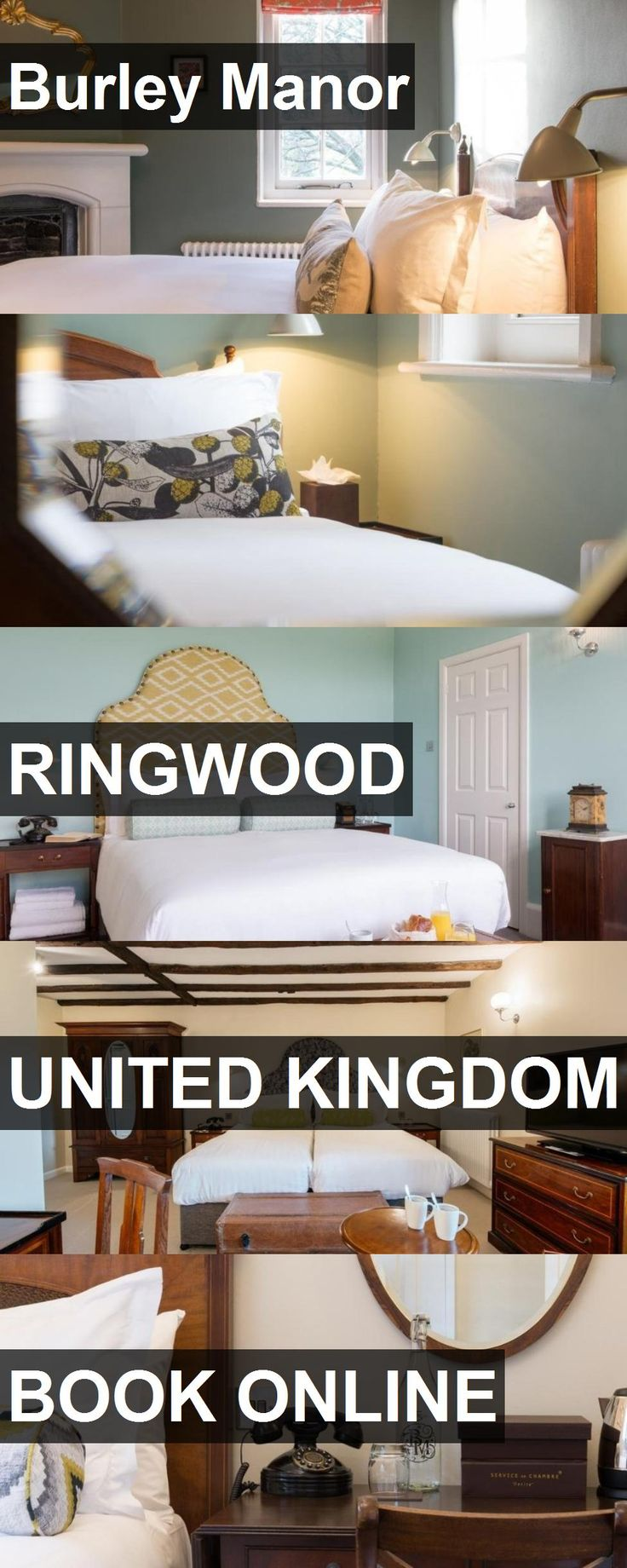 Hotel Burley Manor in Ringwood, United Kingdom. For more information, photos, reviews and best prices please follow the link. #UnitedKingdom #Ringwood #BurleyManor #hotel #travel #vacation