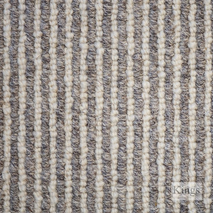 Brockway #Carpets Classic Collection Lakeland Herdwick Stripe www.kingsinteriors.co.uk/flooring/striped-carpet