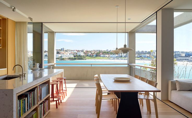 Deepwater House / Tobias Partners Architects