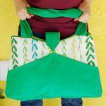 11 Free Diaper Bag Patterns: {Sewing}