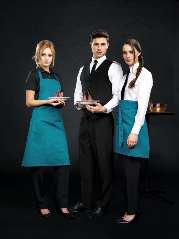 Workwear for all occasions in the Premier hospitality workwear collection