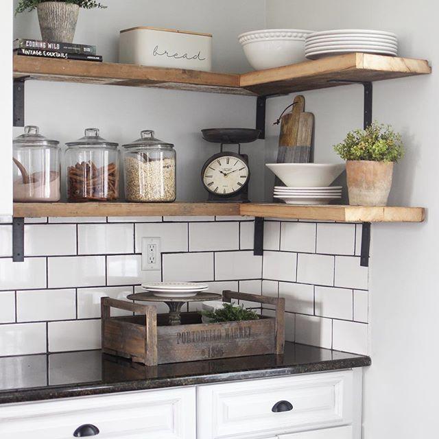 Pin On Farmhouse Kitchen Home Decor
