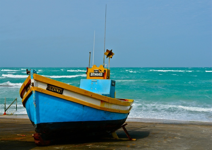 Arniston boat