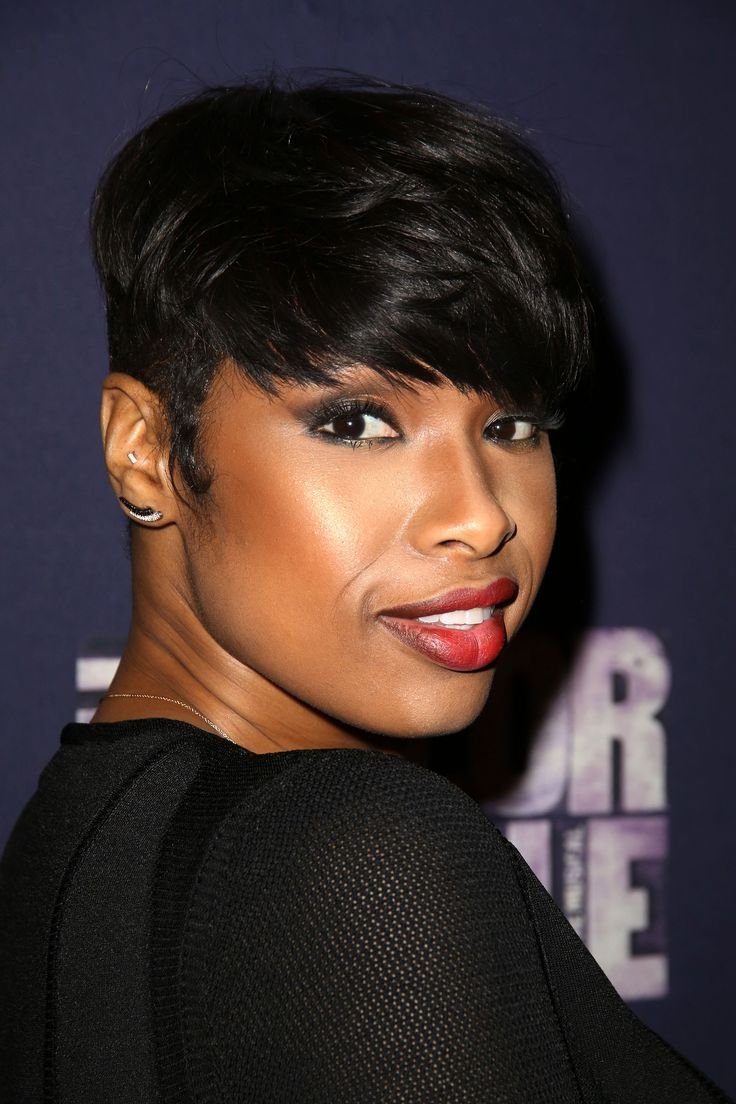 Black Celebrity Short Hairstyles : Wigsbuy.com