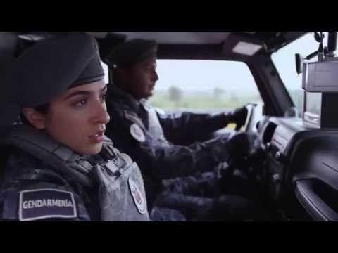 Nueva División de Gendarmería de la Policía Federal - YouTube