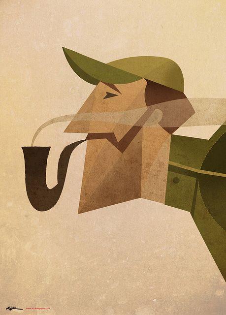 Illustration de Riccardo Guasco