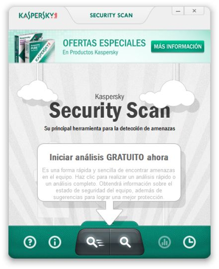 Ampliar imagen de Kaspersky Security Scan 3.0