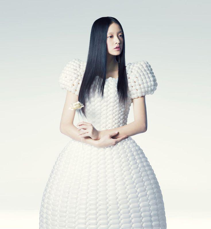 http://mydesignstories.com/balloon-dresses-by-rie-hosokai-and-takashi-kawada/