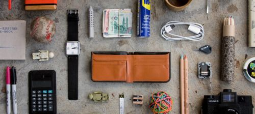 Life-Hacks For The Creative TravellerWhen you're living life on the go, the last thing you want are bulky possessions to weigh you down. How can you lighten the load, and still carry your modern essentials with you? Bellroy Phone CaseBellroy is a pretty awesome company. They've created a handy phone case, which carries your credit cards, spare bills and an extra sim card. Talk about travelling light! With just the essentials, you can be out of the door and at your favourite restaurant at…