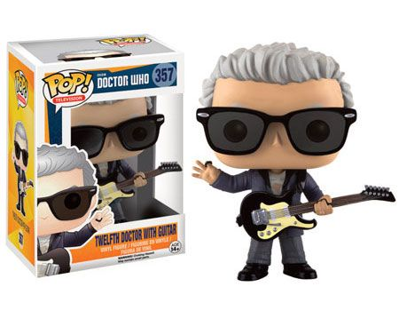 Funko Pop! - 12th Doctor
