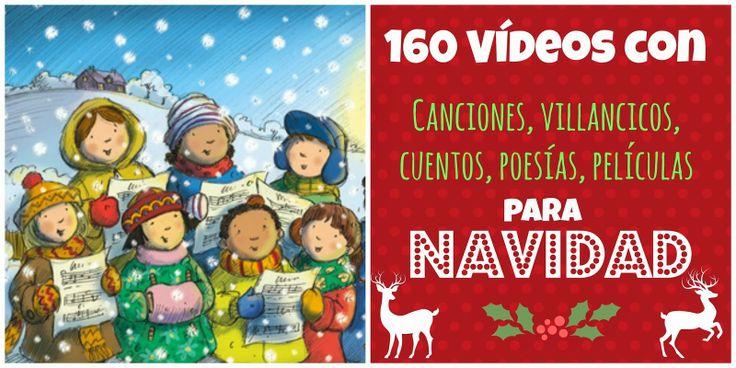 160 villancicos en esta la lista de reproducción de Navidad de YouTube, que en total dura más de 24 horas para divertirse escuchando canciones o villancicos, o ver algunas películas.