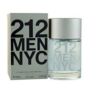Carolina Herrera 212 Aftershave - 100 ml