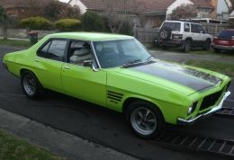 1973 Holden HQ GTS