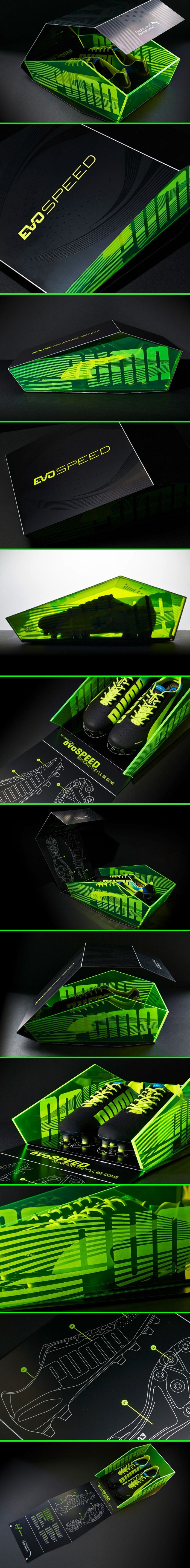 Puma EvoSpeed Limited Edition Packaging