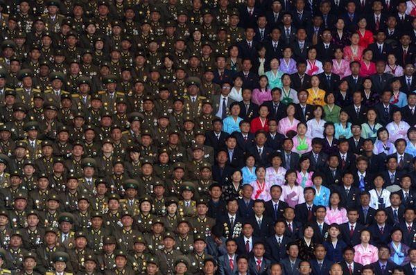 An Award-Winning Photo Series Documents Modern Life From Inside North Korea - DesignTAXI.com