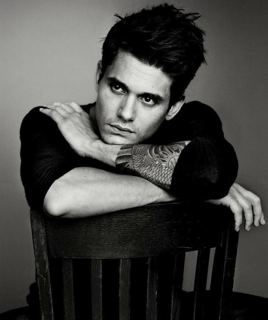 John Mayer John Mayer, why aren't we married! o my gosh!