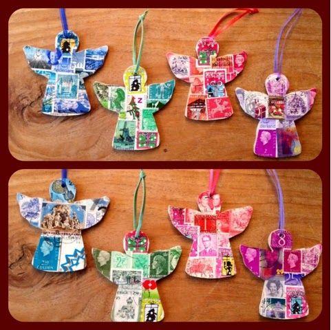 365 dagen creatief: Mijn bijdrage aan X-mas DIY Ornaments Swap