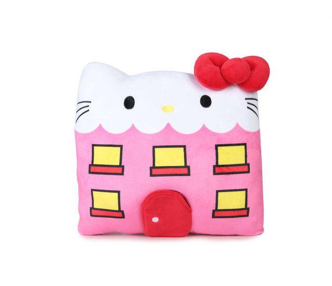 Hello Kitty Cushion: Hello Sanrio | Sanrio