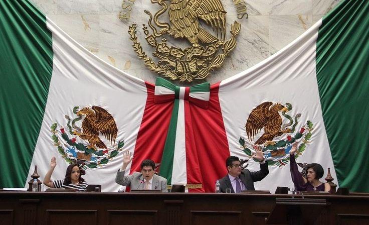 Por unanimidad, el pleno del Congreso del Estado aprobó una Agenda Legislativa que contiene 41 nuevas leyes, 72 reformas a ordenamientos legales vigentes y 10 reformas constitucionales, así como 15 ...