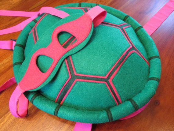 Teenage Mutant Ninja Turtle Costume / Shell with by madglamapparel